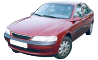 Запчасти Opel Vectra B hatchback