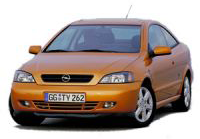 Запчасти Opel Astra G coupe