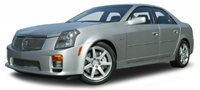Запчасти Cadillac CTS