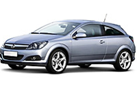 Запчасти Opel Astra H GTC