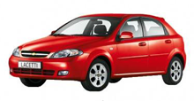 Запчасти Chevrolet Lacetti Hatchback