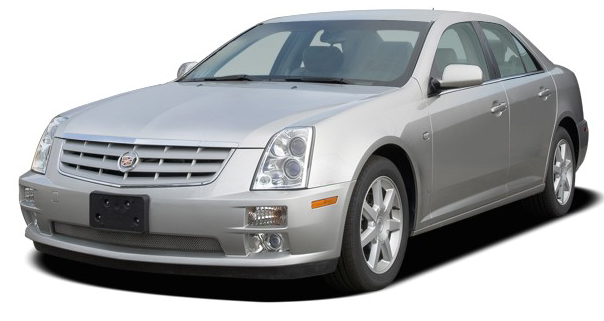 Запчасти Cadillac STS
