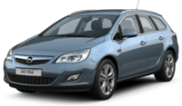 Запчасти Opel Astra J Sports Tourer